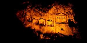 Kaunos Kral Mezarları -1
