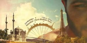 İstanbul'dan – Paris'e