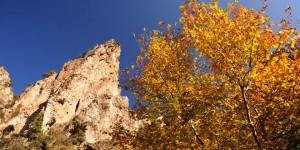 Sadağı Kanyonu'nda Bir Güz Günü -2