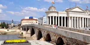 Üsküp, Döner ve Baraka Kitapçıları (Makedonya / Üsküp)