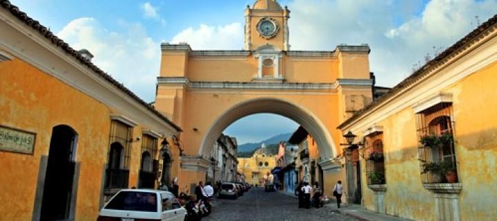 Dünya Mirası Antigua