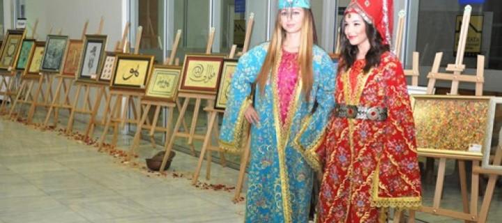 Anadolu'daki Gelin Başlıkları Defilesi