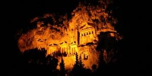 Kaunos Kral Mezarları -15