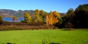 Köyceğiz Gölü Havzası'nda Sonbahar -28