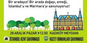 Marmara'yı Savunuyoruz
