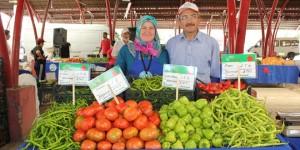Organik Tarımın Yaygınlaştırılması Projesi Meyvelerini Veriyor
