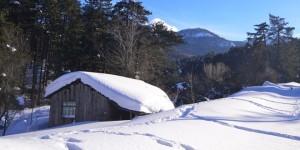 Boğazova'da Kış Halleri -4