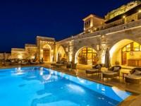 Dünya'nın En İyi 25 Otelinden Biri Türkiye'den