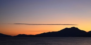 Köyceğiz Havzası'na Yansıyan Işık -17