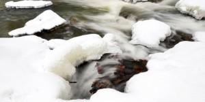 Sadağı Kanyonu'nda Kış -9