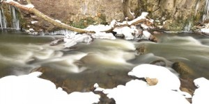 Sadağı Kanyonu'nda Kış -10