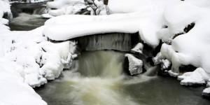 Sadağı Kanyonu'nda Kış -1