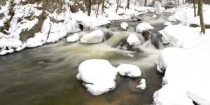 Sadağı Kanyonu'nda Kış -5