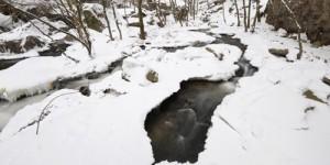 Sadağı Kanyonu'nda Kış -8