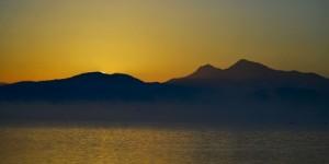 Köyceğiz Havzası'na Yansıyan Işık -31