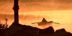 Köyceğiz Havzası'na Yansıyan Işık -32