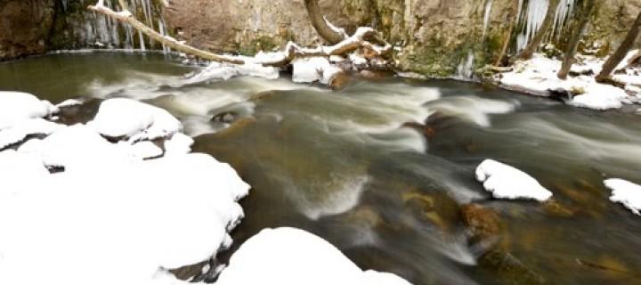 Sadağı Kanyonu'nda Kış -25