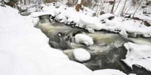 Sadağı Kanyonu'nda Kış -31