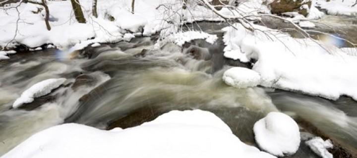 Sadağı Kanyonu'nda Kış -35