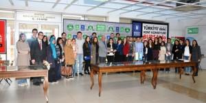 Bursa'nın UNESCO Süreci Kent Konseyi Gençlerine Anlatıldı