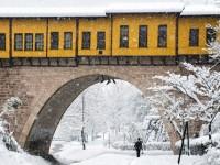Bursa'nın Kış Halleri Fotoğraflarda