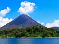 Sırtçantam Kostarika'da