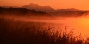 Köyceğiz Havzası'na Yansıyan Işık -83