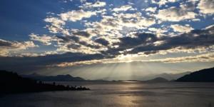 Köyceğiz Havzası'na Yansıyan Işık -65