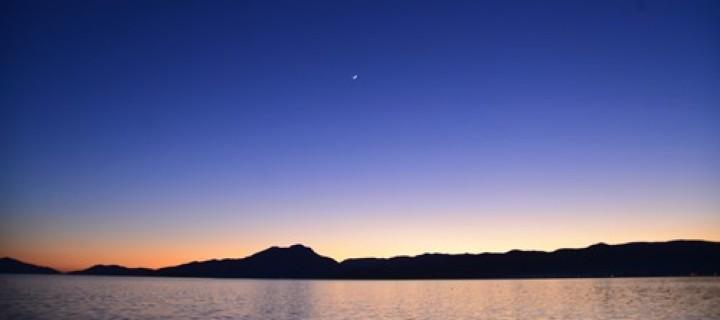 Köyceğiz Havzası'na Yansıyan Işık -72