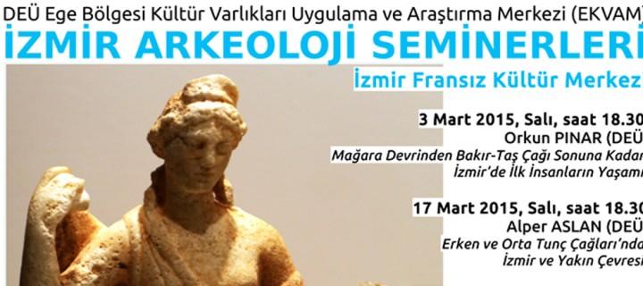 İzmir Arkeoloji Seminerleri