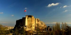 Aziz Şehrin Ulu Kalesi; Harput -9