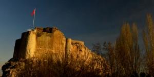Aziz Şehrin Ulu Kalesi; Harput -17