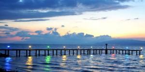 İznik Gölü'nde Büyülü Günbatımları -66