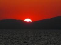 İznik Gölü'nde Büyülü Günbatımları -65