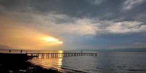 İznik Gölü'nde Büyülü Günbatımları -67