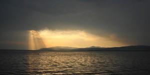 İznik Gölü'nde Büyülü Günbatımları -82
