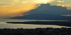 İznik Gölü'nde Büyülü Günbatımları -85