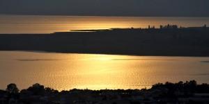 İznik Gölü'nde Büyülü Günbatımları -87