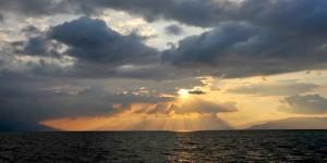 İznik Gölü'nde Büyülü Günbatımları -72