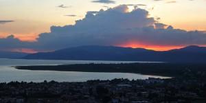 İznik Gölü'nde Büyülü Günbatımları -73