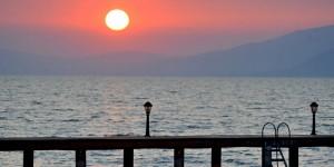 İznik Gölü'nde Büyülü Günbatımları -75