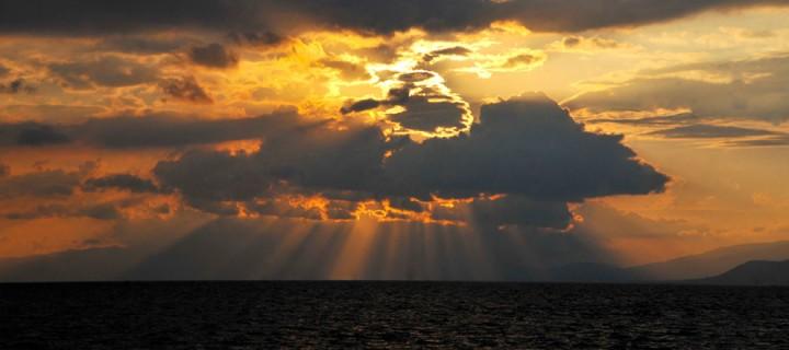 İznik Gölü'nde Büyülü Günbatımları -76