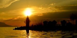 İznik Gölü'nde Büyülü Günbatımları -77