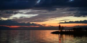 İznik Gölü'nde Büyülü Günbatımları -78
