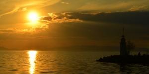 İznik Gölü'nde Büyülü Günbatımları -80