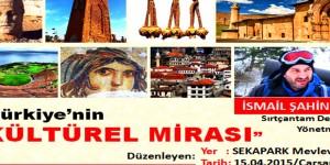 Türkiye'nin Kültürel Mirası