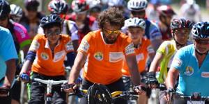 Köyceğiz Portakal Çiçeği Bisiklet Şenliği Sona Erdi