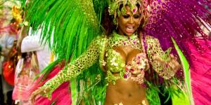 Gezegenin En Büyük Partisi; Rio Karnavalı -78