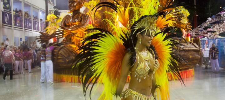 Gezegenin En Büyük Partisi; Rio Karnavalı -83