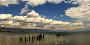 Bir Gölün Atmosferinde Bahar-12